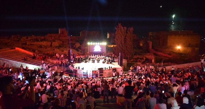 مهرجان الأصالة الأول الهادف لإحياء التراث الحلبي الأصيل