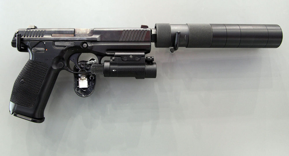 المسدس الروسي PL-15