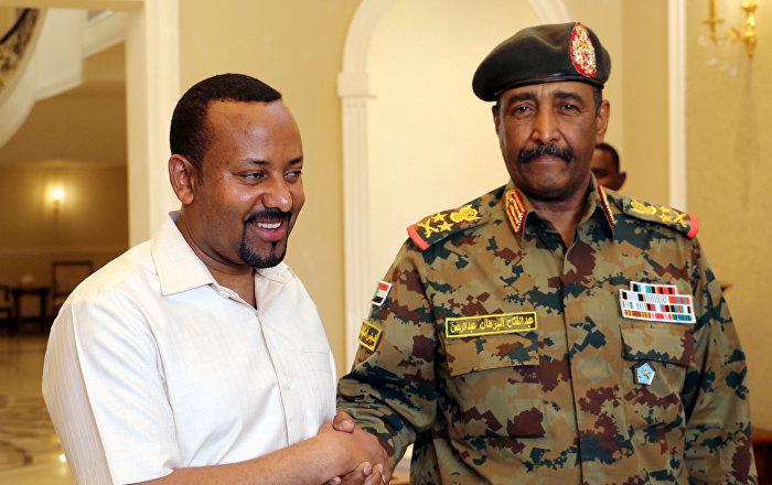 العسكري السوداني: المبادرة الإثيوبية ما زالت محل دراسة ولا نقبل الإملاءات