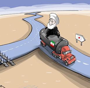 روحاني يرغب في علاقات ودية مع اليابان