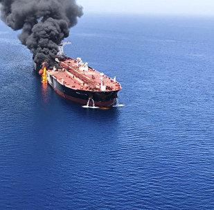 استهداف ناقلتي نفط في خليج عمان، 13 يونيو/ حزيران 2019