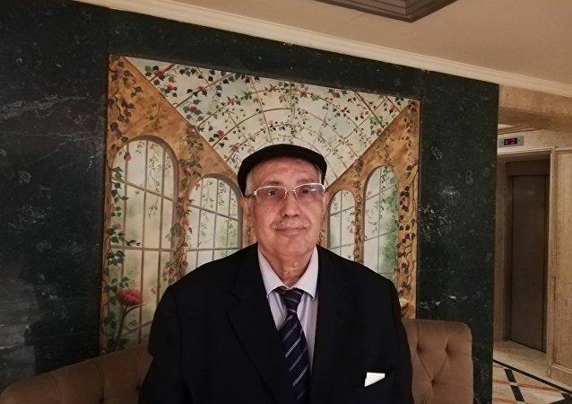 السفير الليبي الأسبق عمر الحامدي