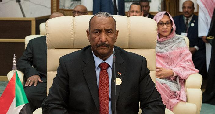 رئيس المجلس العسكري الانتقالي السوداني عبد الفتاح البرهان