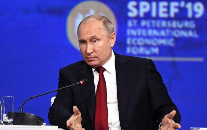 بوتين يحضر اجتماع قادة منظمة شنغهاي في العاصمة القرغيزية