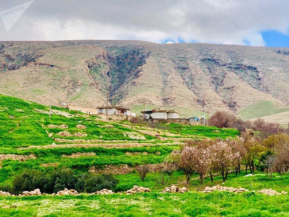 قضاء سنجار، العراق يونيو/ حزيران 2019