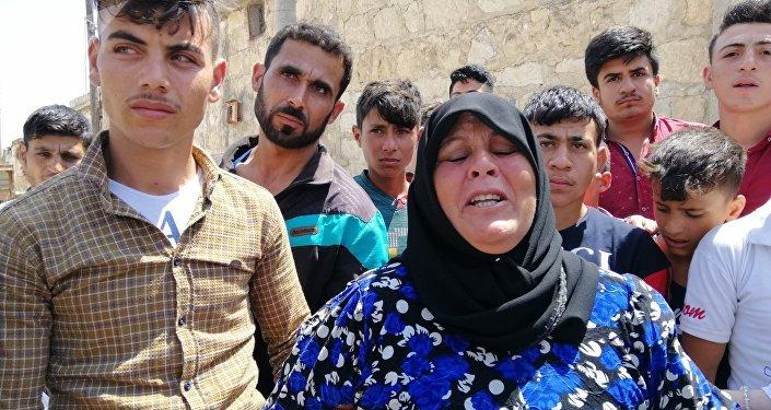 كاميرا سبوتنيك ترصد صبيحة مجزرة الوضيحي جنوب حلب