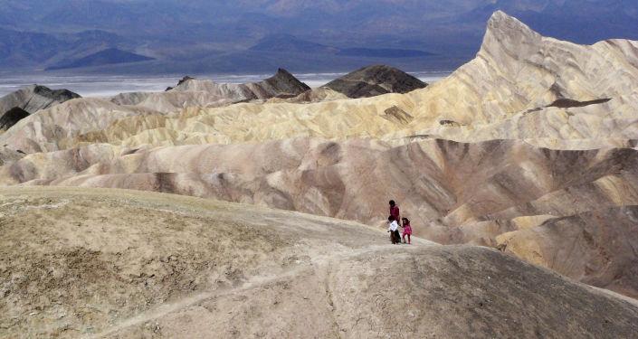 """""""وادي الموت"""" يسجل درجة حرارة تاريخية قد تكون الأعلى على الأرض"""