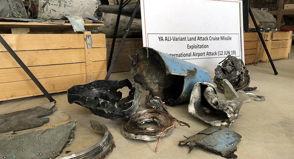 أنصار الله تقصف مطار أبها في السعودية