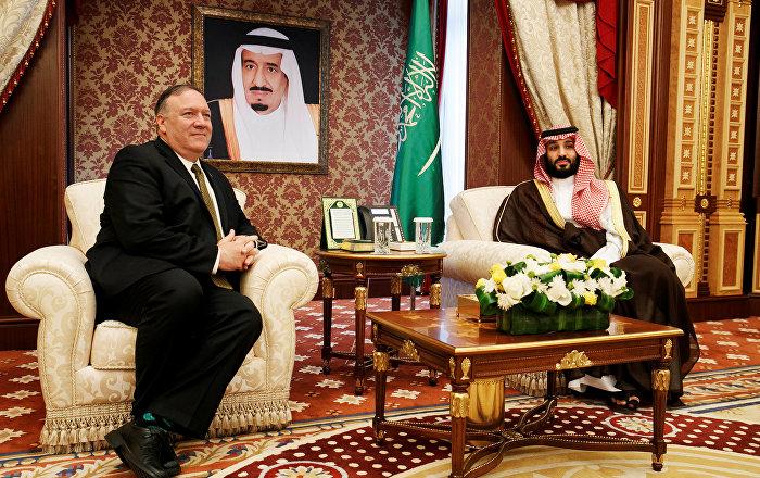 شبكة أمريكية: بومبيو أمر بإيجاد مبرر لتسريع صفقة أسلحة للسعودية