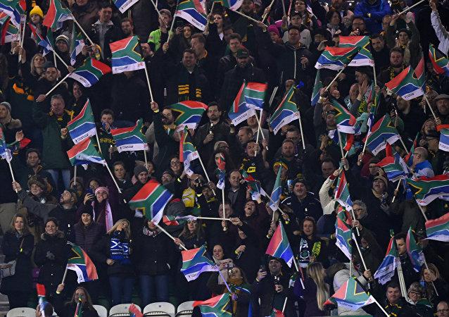 جماهير جنوب أفريقيا