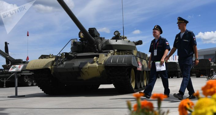 افتتاح المنتدى التقني العسكري أرميا 2019 في الحديقة العسكرية الوطنية باتريوت