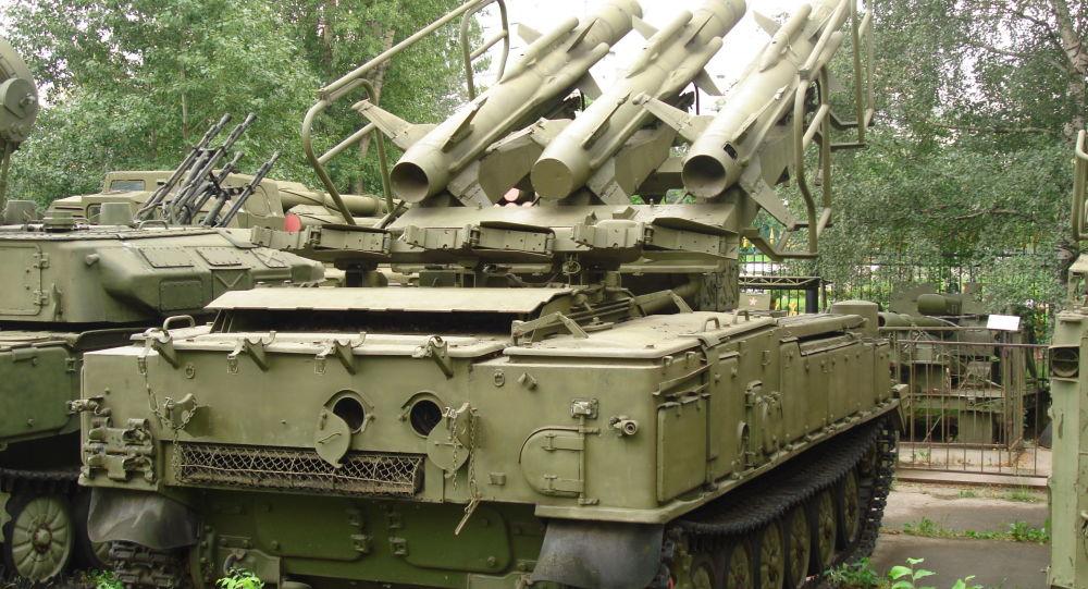 منظومة صواريخ كوب المضادة للطائرات
