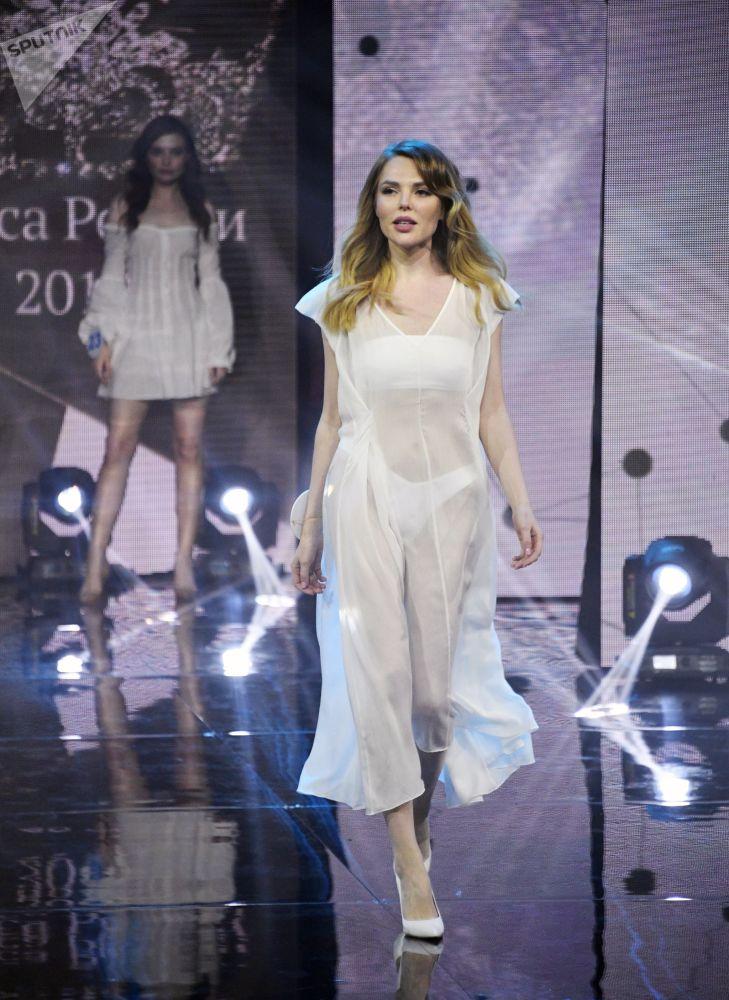 مهرجان الجمال والمواهب الـ25 كراسا روسسس-2019 (حسناء روسيا 2019) في قاعة فيغاس يتي هول