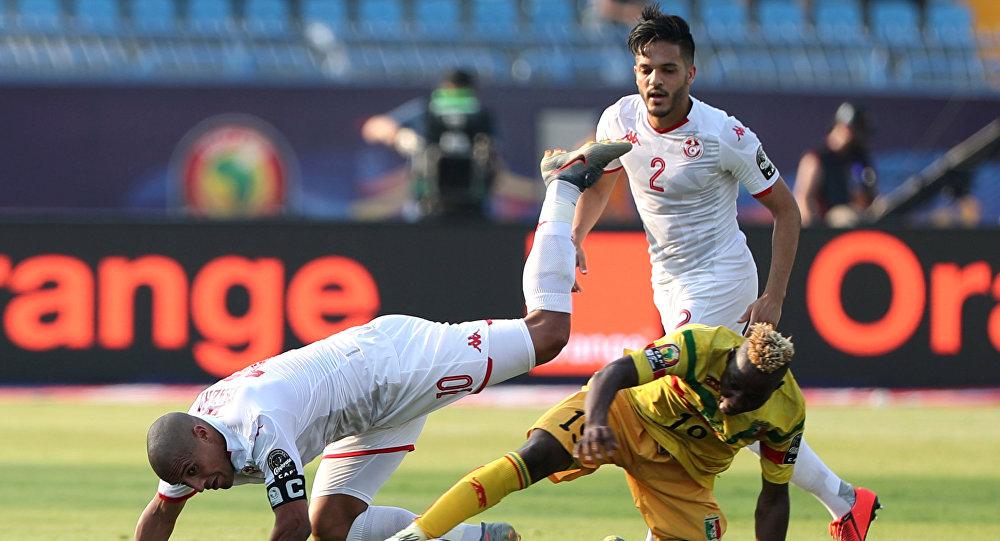 مباراة تونس ومالي