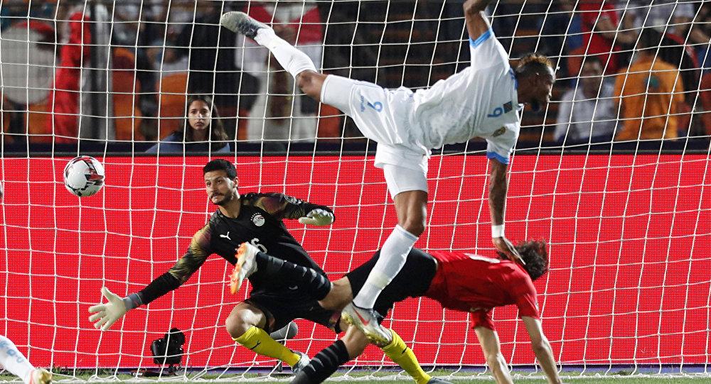 مباراة منتخب مصر مع الكونغو الديمقراطية