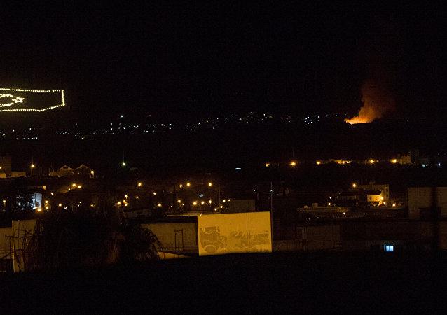 لحظة الانفجار في قبرص