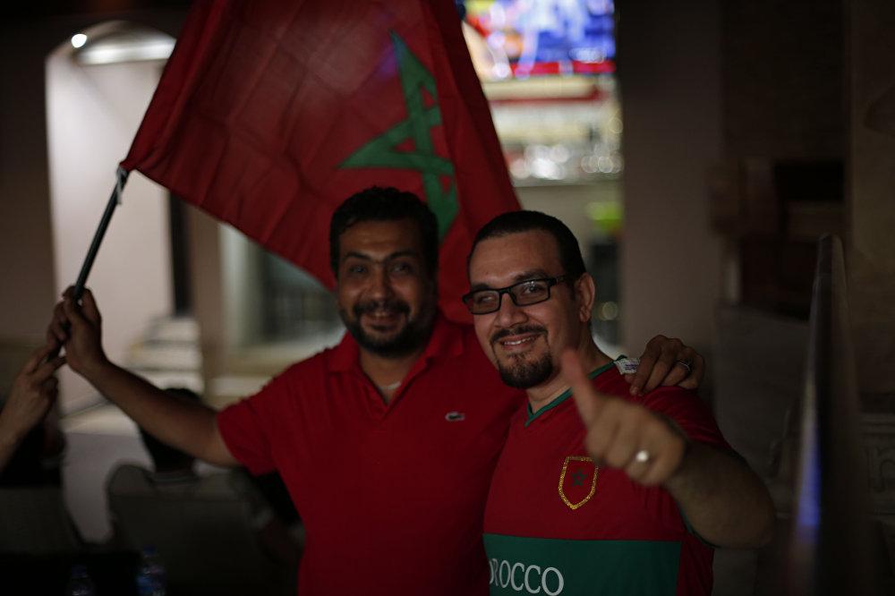 الجالية المغربية في مصر