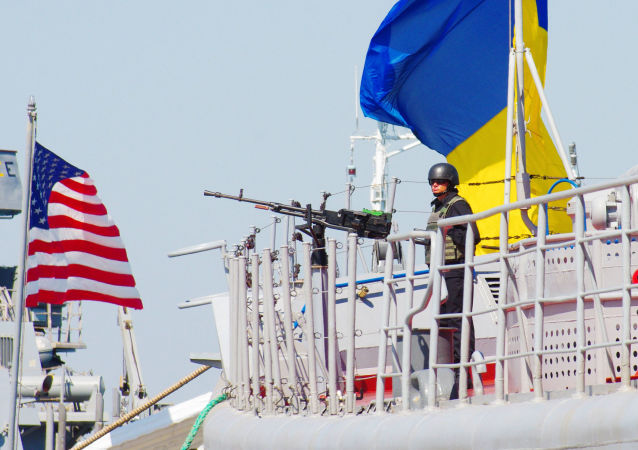 مناورات سي بريز 2015 المشتركة بين الولايات المتحدة وأوكرانيا في البحر الأسود