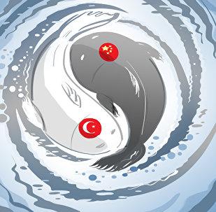 التعاون الصيني التركي