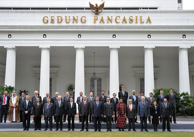 النسخة الثانية من مؤتمر سيباد في إندونيسيا عام 2014