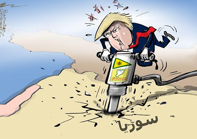 الولايات المتحدة تتكهن حول قضية الأكراد في سوريا