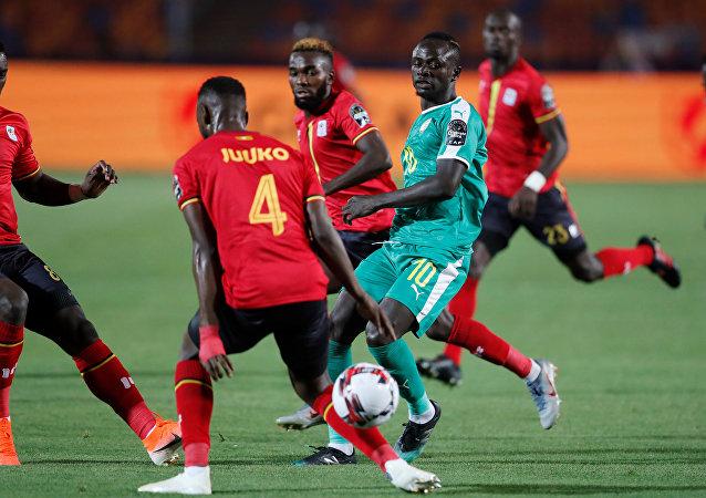 مباراة السنغال وأوغندا