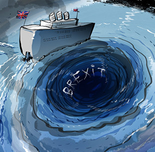 خروج بريطانيا من الاتحاد الأوروبي
