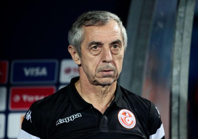 مدرب منتخب تونس في بطولة أمم أفريقيا 2019