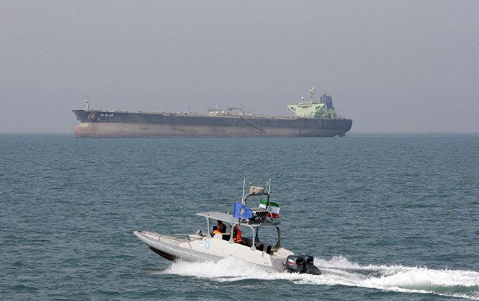 وكالة: شركة شحن إيرانية تستأجر حاليا الناقلة أدريان داريا