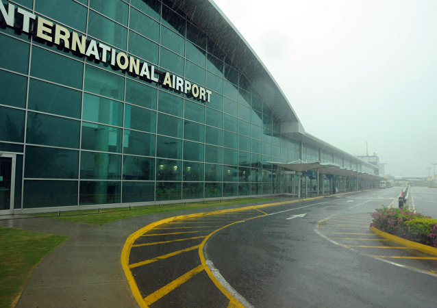 مطار كينغستون الدولي في أمريكا