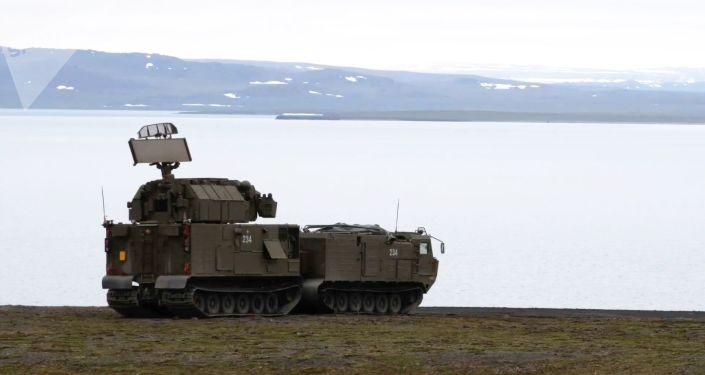 """""""أرميا 2020"""": الدفاع الجوي يبرز إمكانياته"""