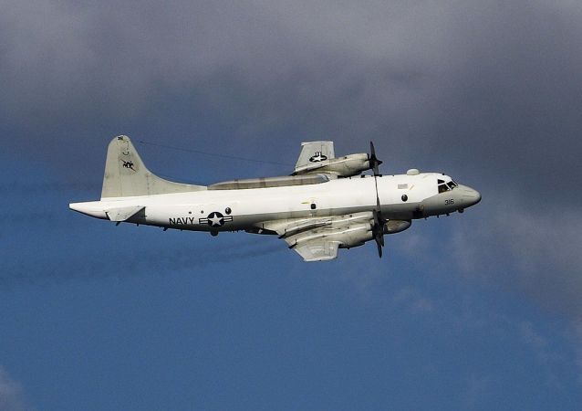 طائرة الاستطلاع الأمريكية EP-3E