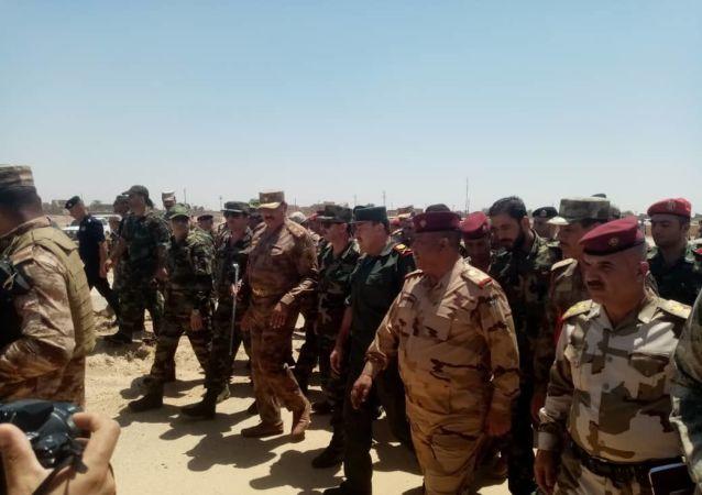 لقاء عسكري سوري عراقي رفيع المستوى تمهيدا لافتتاح معبر مشترك بين البلدين
