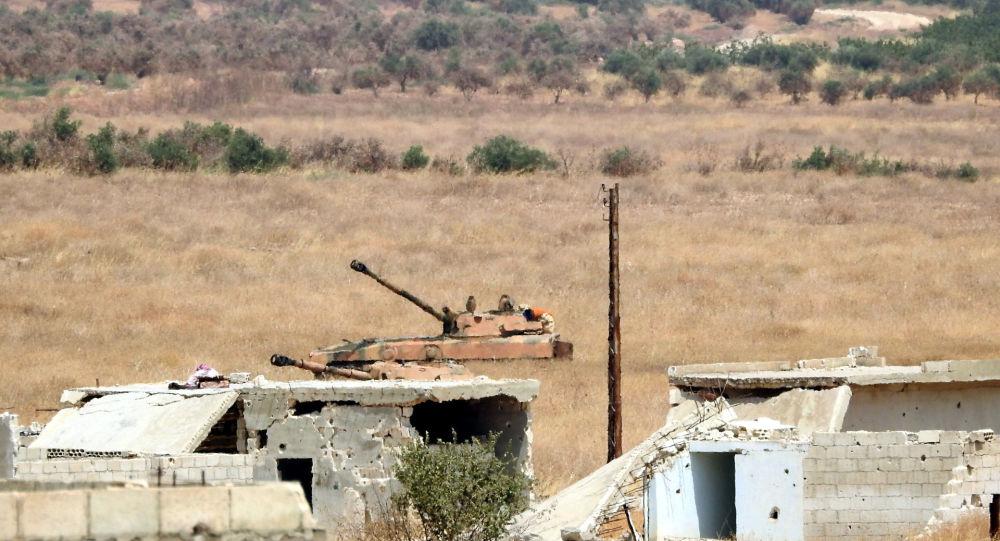 الجيش السوري يصطاد انتحاريا مع عربته ويدفن هجوما بلحظاته الأولى شمال حماة