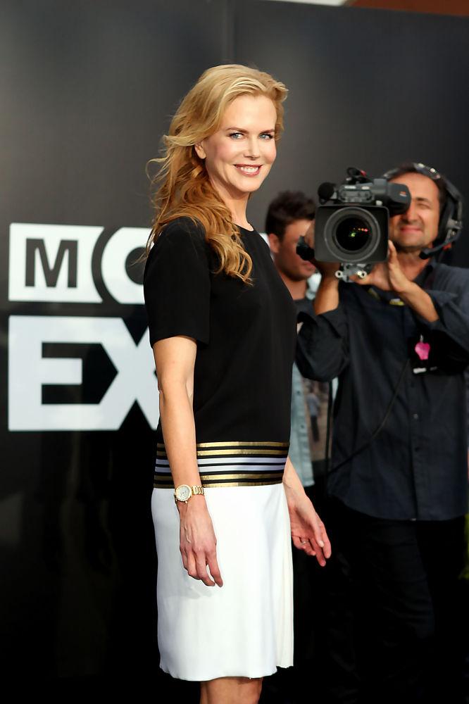 الممثلة نيكول كيدمان جاءت في المركز الرابع بحصولها على 34 مليون دولار التي حصلت عليها في عام 2019