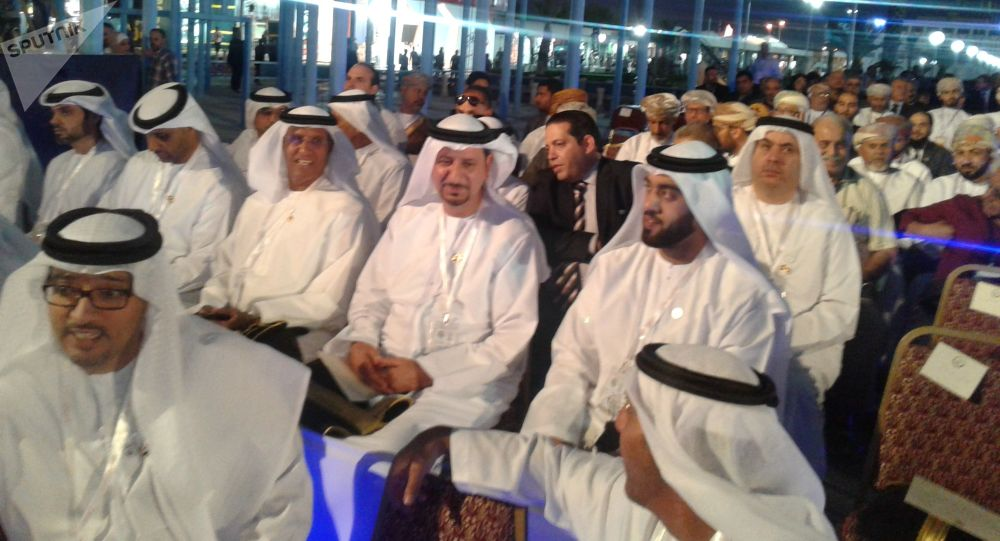 وفدان إماراتي وعماني كبيران في معرض دمشق الدولي