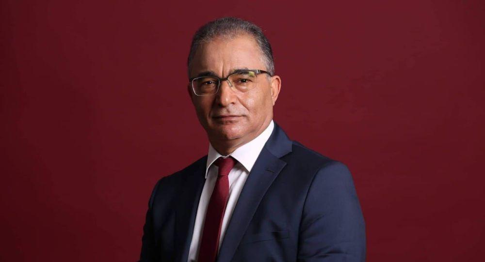 ئيس حزب مشروع تونس والمرشح للانتخابات الرئاسية بتونس 2019 محسن مرزوق