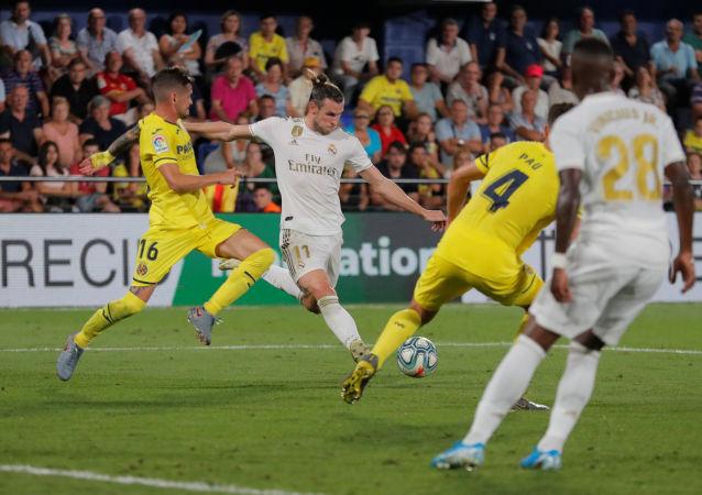 غاريث بيل من تعادل ريال مدريد مع فياريال