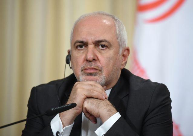 وزير الخارجية الإيراد محمد جواد ظريف في موسكو