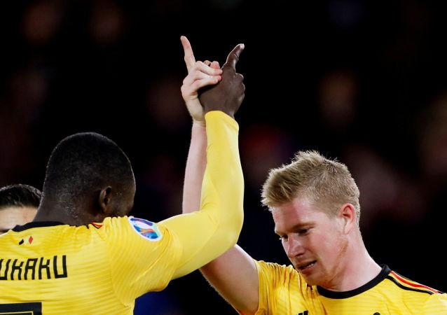 بلجيكا وأسكتلندا في تصفيات يورو 2020