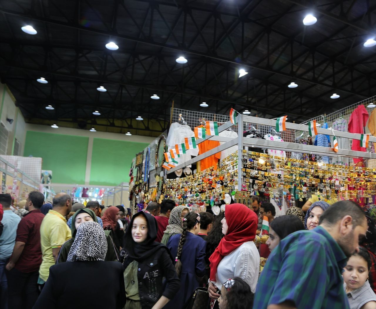 المهرجان الدولي الذي أقيم بين العراق، وجمهورية مصر العربية، في جامعة الموصل