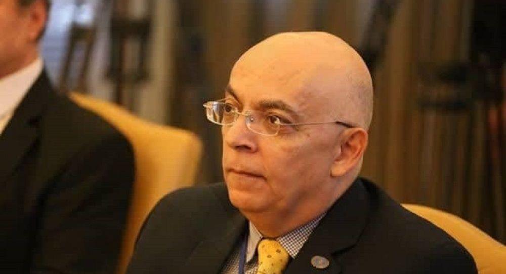 مفوض اللجنة الدولية لحقوق الإنسان في الشرق الأوسط، هيثم أبو سعيد