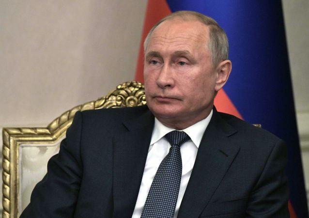 الرئيس فلاديمير بوتين في أنقرة، تركيا 16 سبتمبر 2019