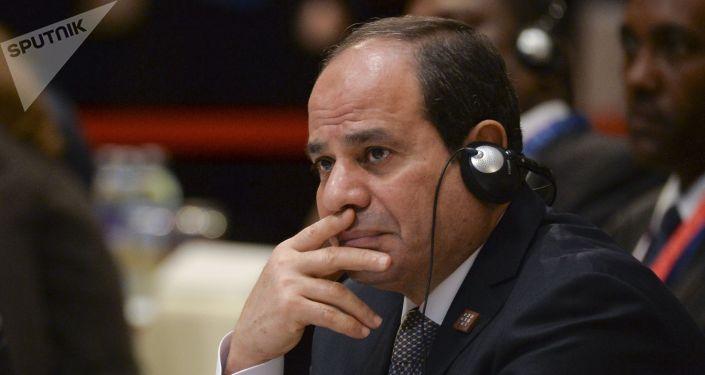 رئيس البرلمان العربي يثمن دور السيسي في تقويض المخاطر ضد ليبيا