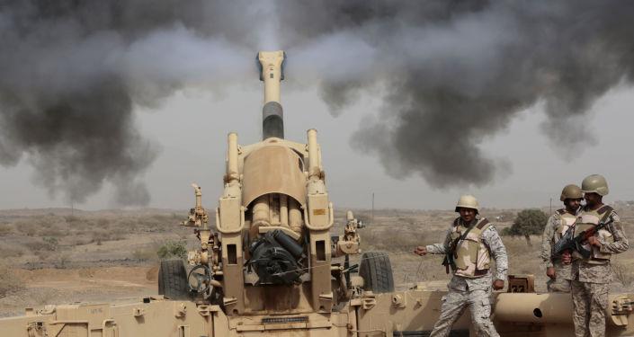 الجيش السعودي في اليمن