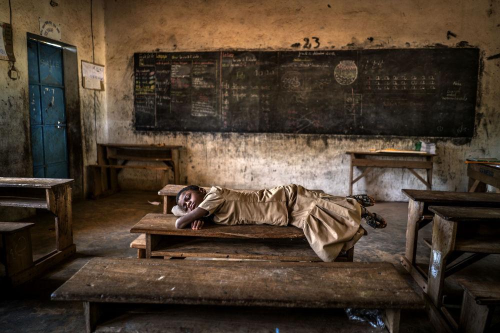 صورة بعنوان أحلام سعيدة، للمصور أنطونيو أراغون رينانسيو، الذي وصل إلى نهائي مسابقة المصور الفلكي لعام 2019