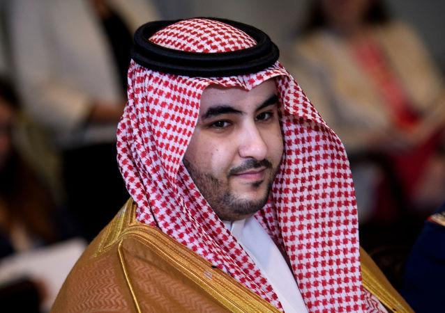 نائب وزير الدفاع السعودي، الأمير خالد بن سلمان