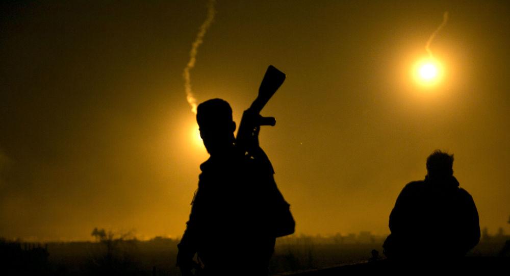 قوات سوريا الديمقراطية في سوريا والمعروفة بـ قسد