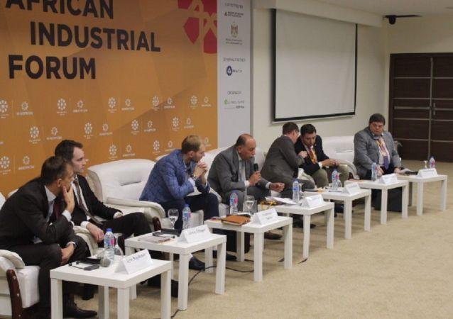 محمد براية نائب رئيس الهيئة الاقتصادية لقناة السويس