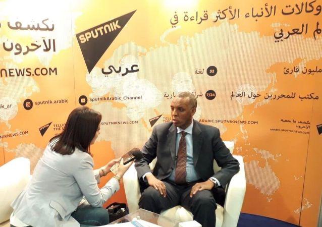 سفير جيبوتي في القاهرة